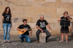 Yasen, Hasan, Michael, Dani. Auftritt viaDem Kassel 22.08.13