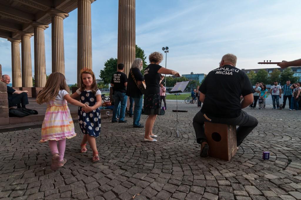 Auftritt viaDem Kassel 22.08.13