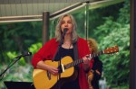 Andrea. Auftritt viaDem Kasseler Bergpark-Konzerte 2014