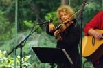 Dani. Auftritt viaDem Kasseler Bergpark-Konzerte 2014